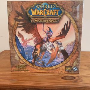 World Of Warcraft Board Game for Sale in Gambrills, MD