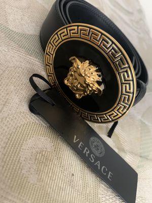 Versace Belt for Sale in Landover, MD