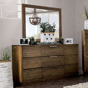 Dresser - Rustic wood for Sale in Moreno Valley, CA
