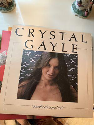 Crystal Gale Vinyl for Sale in Brandon, FL
