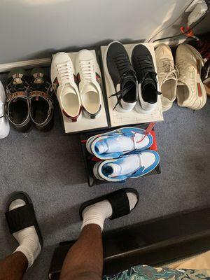 Gucci, Alexander McQueen, Jordan for Sale in Burlington, NJ
