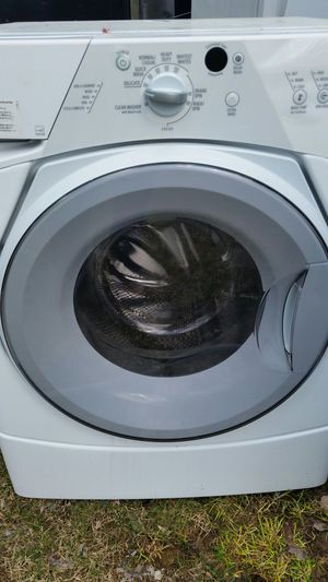 Washer and dryer or separate 3 months warranty for Sale in Annandale, VA