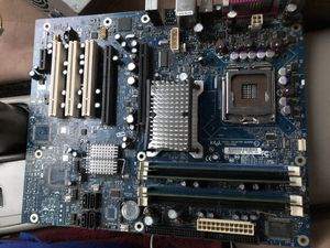 Intel 2 Motherboards with ram,heat sink,fan,two Ethernet card for Sale in Lexington, KY