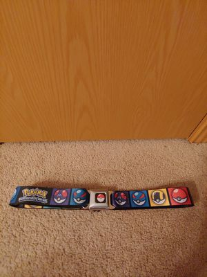 Pokemon belt for Sale in Taunton, MA