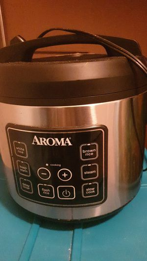 Aroma 6qtz electric cooker. for Sale in Cary, NC