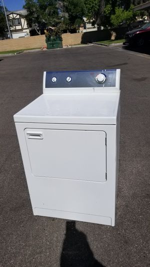 Maytag gas dryer super capacity for Sale in Las Vegas, NV