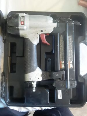 Porter cable nail gun for Sale in Long Beach, CA