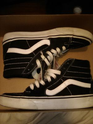 Vans size 5/5 for Sale in Reading, PA