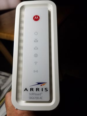 ARRIS SURFboard Cable Modem for Sale in Yuma, AZ