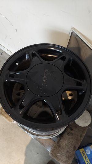 Integra/honda rims with tires for Sale in Pompano Beach, FL