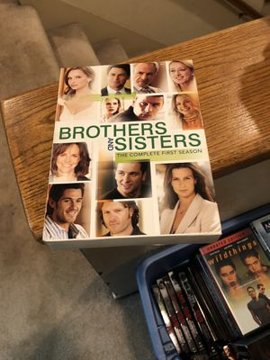 Brothers And Sisters The Complete First Season DVD Box Set one 1 Tv Series S1 for Sale in Buena Park, CA