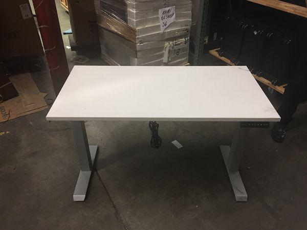 Adjustable Height Desks - motorized