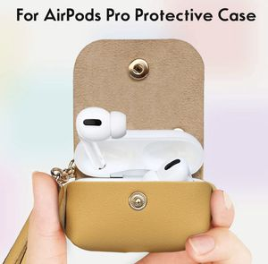 Luxury Leather Airpods Pro Case for Sale in Colton, CA