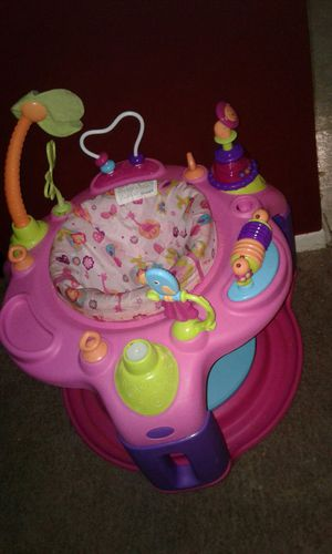 Baby Girl Exersaucer for Sale in Silver Spring, MD