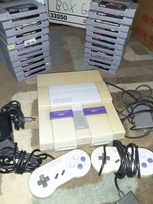Super Nintendo for Sale in McKinney, TX