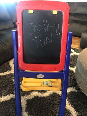 Crayola easel for Sale in Brockton, MA