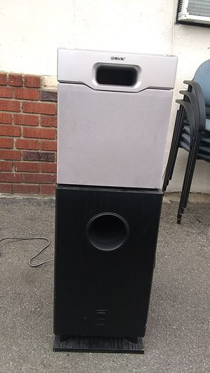 Home audio powered subwoofers for Sale in South Gate, CA