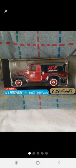 Ertl Collectibles ACE '47 Dodge Truck ●□ for Sale in Williamsport, PA
