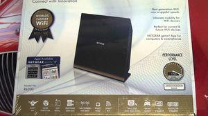 Netgear router smart WiFi Gigabyte speed dual band for Sale in Austin, TX