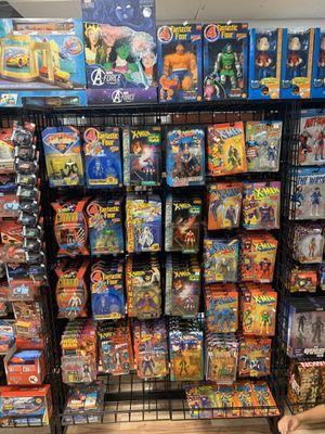 X-men & X-Force Action Figures (Marvel, ToyBiz) for Sale in Fort Lauderdale, FL