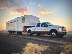 Forest River Serra Toy hauler and F350 for Sale in Murrieta, CA