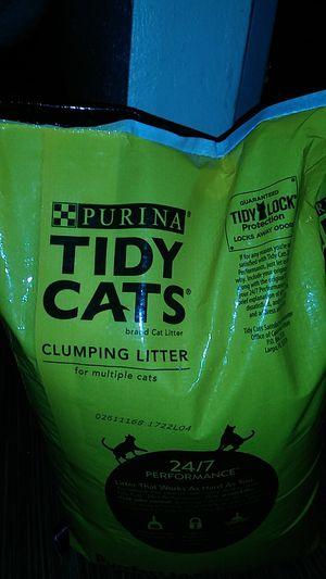 Cat litter for Sale in Houston, TX
