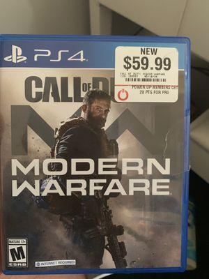 Modern warfare for Sale in Nashville, TN