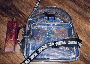 Mini PINK sparkle backpack for Sale in Minot, ND