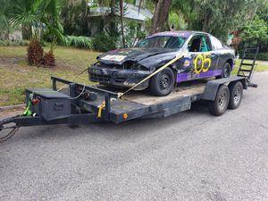trailer and racecar for Sale in Bradenton, FL