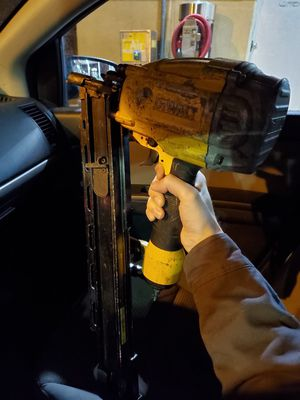 Dewalt nail gun pnuematic for Sale in Chicago, IL