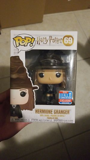 Hermione Granger - Harry Potter Funko POP Collection Exvlusive Limited Edition for Sale in Miami, FL