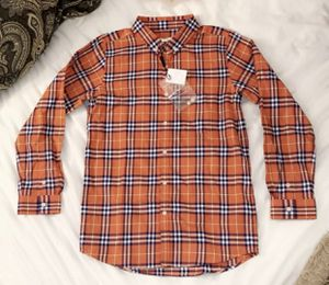 Burberry shirt size 12y for Sale in Wake Forest, NC
