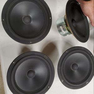 "Polk Audio MW8103 8"" Woofers $40.00 Each for Sale in West Covina, CA"