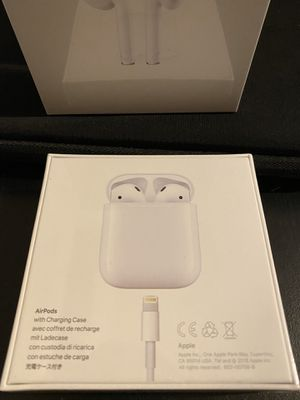AirPods ( 2nd gen ) for Sale in Humble, TX