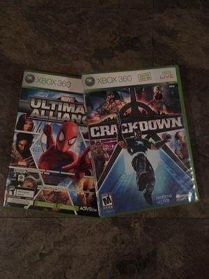 2 Xbox 360 games for Sale in Atlanta, GA