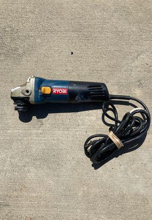 ROYBI 7.5 Amp 4.5 in. Corded Angle Grinder Model AG402 for Sale in Norwalk, CA
