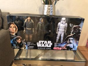 Star Wars Rogue One action figures for Sale in Philadelphia, PA