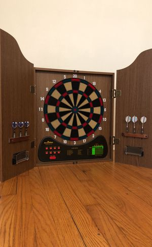 Electronic darts board for Sale in Austin, TX