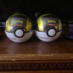Pokémon Poke ball Collectors Tin (sealed) for Sale in Surprise,  AZ