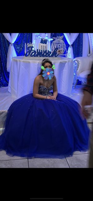 Quinceanera dress for Sale in Bristol, CT