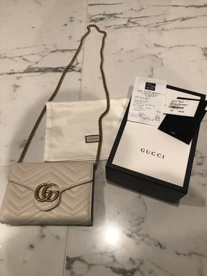 Gucci Marmont Wallet on Chain for Sale in Troy, MI