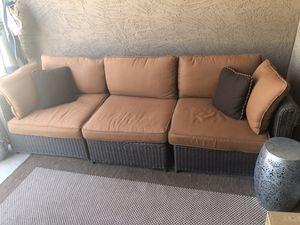 Patio furniture with Sunbrella cushions for Sale in Queen Creek, AZ