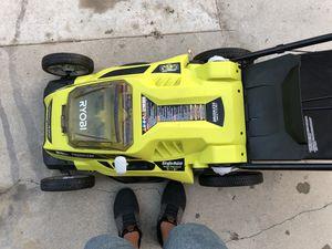 Ryobi lawn mower for Sale in Laguna Hills, CA