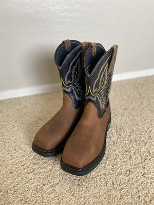 ARIAT WORK BOOTS/BOTAS SIZE/TALLA 9 for Sale in Las Vegas, NV