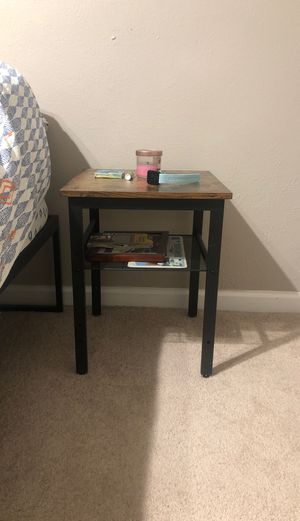 Two matching nightstands! for Sale in Denver, CO