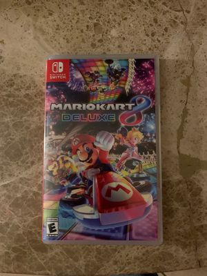 MarioKart 8 Deluxe for Sale in Bakersfield, CA