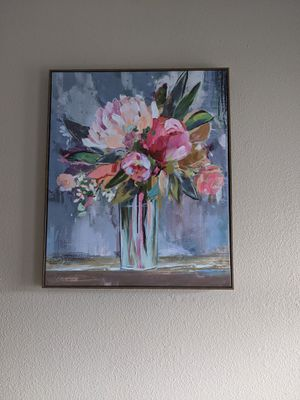 Flower Vase Painting for Sale in Taylor Lake Village, TX