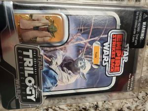 RARE YODA STAR WARS action figure $25 in package for Sale in Fresno, CA