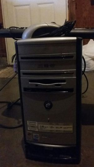 Computer tower with keyboard and mouse. for Sale in Portland, OR