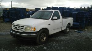 F 150 ,2001. Salvage title. is working good. $600., it'll be selling for part, so anything you need you are welcome to ask and pick up what you need.. for Sale in Frederick, MD